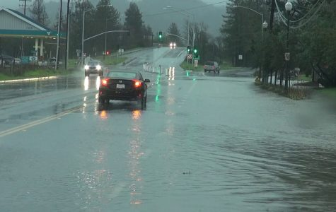 California Rain May End Drought But Also Brings Floods and Mudslides