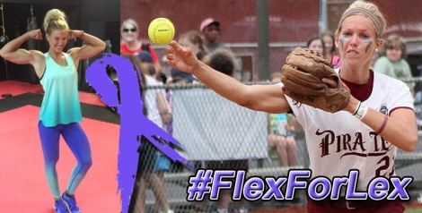 Former College Softball Player and Body Builder, Alexis Mercer, Diagnosed with Hodgkin's Lymphoma