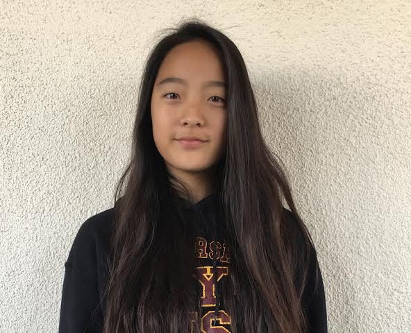 Social Studies Student of the Week: Chloe Lee