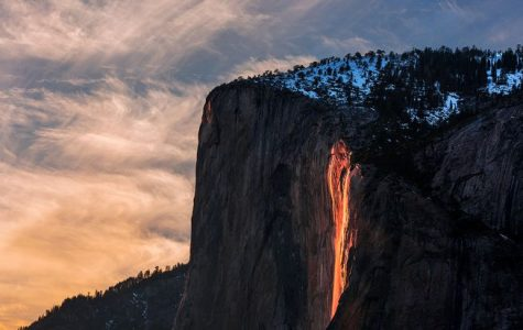 Yosemite's Stunning Firefall has Returned for Mid-February