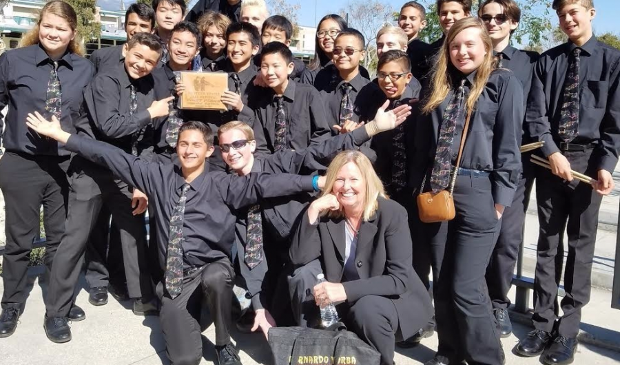 BYMS+Jazz+Band+Takes+First+Place+at+Western+States+Jazz+Festival