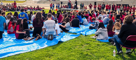 BYMS 2nd Quarter Spirit Rally Honors 382 Students