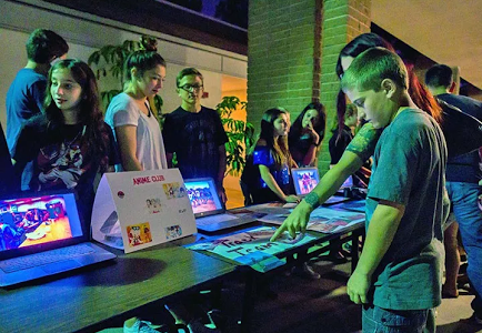 BYMS Showcases Electives and Core Programs