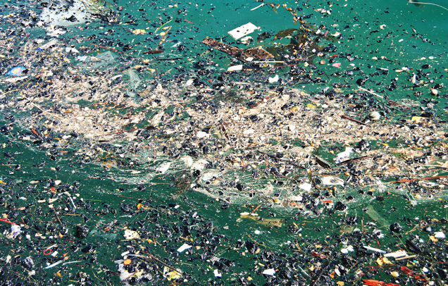 Great Pacific Garbage Patch Expanding Daily