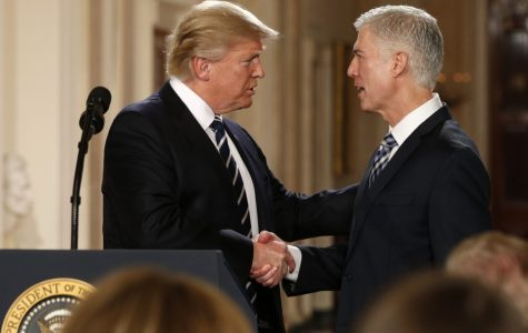 Neil Gorsuch Confirmed as Justice of the U.S. Supreme Court