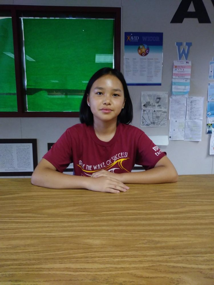 Science Student of the Week: Julia Chan