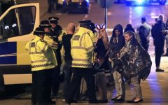 Bomb Explodes at an Ariana Grande Concert in England