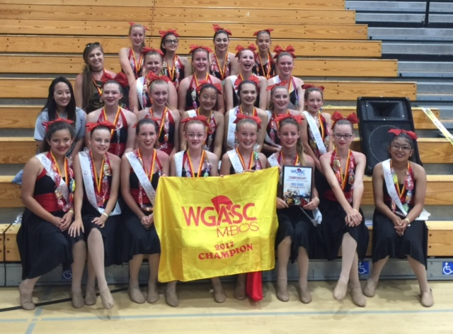BYMS+Winter+Guard+Wins+First+Place+in+Championships
