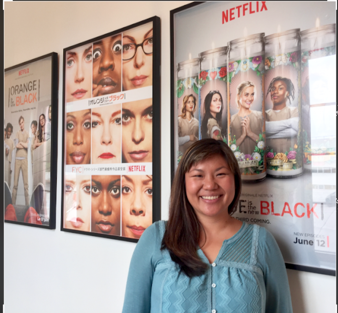 BYMS Alumni, Heather Jeng Bladt has worked as a writers assistant for Orange is the New Blackand Mad Men.