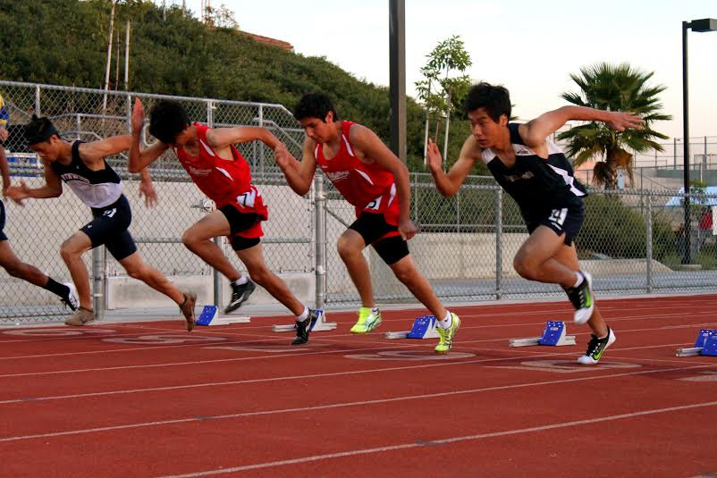 YLHS Track and Field Sets New School Records