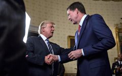 President Trump Fires Director James Comey of the FBI