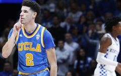 Lonzo Ball Becomes a Triple Threat