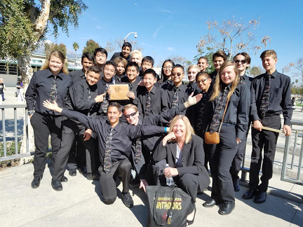 BYMS Band Director, Rita Watson, to Retire at the End of June