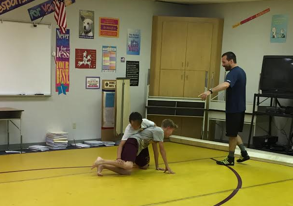 Photo courtesy of Steve Marshall.           