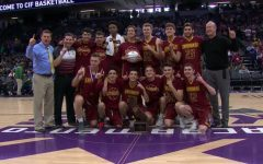 Esperanza High School's Men's Basketball Wins State Finals