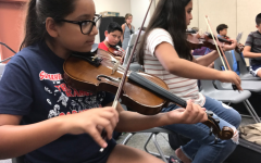 "Wilson Conducts Summer Enrichment Musicians with ""Structure and Humor"""