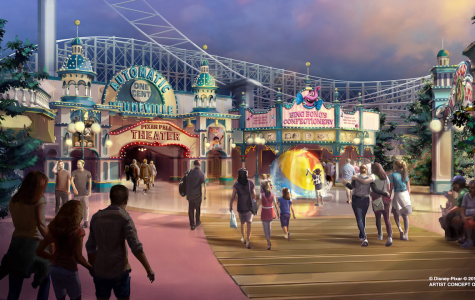 Pixar Pier Replacing Paradise Pier at Disneyland
