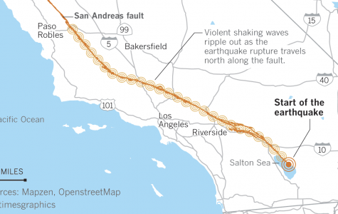 Experts Say California Could Be Hit By An 8.2 Mega-Earthquake