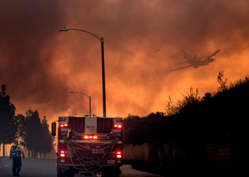 Canyon Fire 2 Has Been Fully Contained