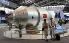 Chinese Space Station to Crash Into Earth