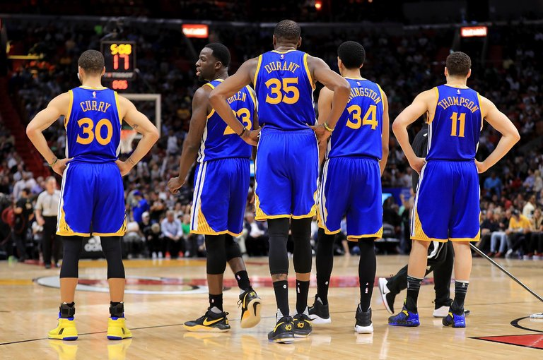 Several NBA Teams Attempt To Beat The Golden State Warriors