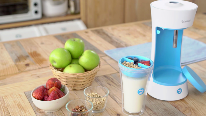 Lecker Labs Introduces New Yomee Yogurt Maker