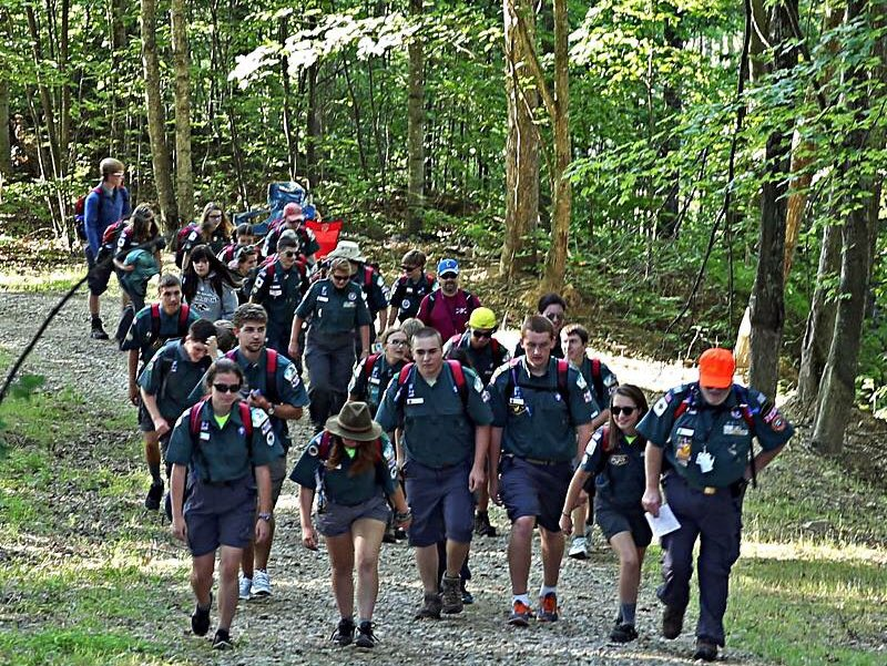 Boy Scouts Now Allow Girls Into Their Scouting Program