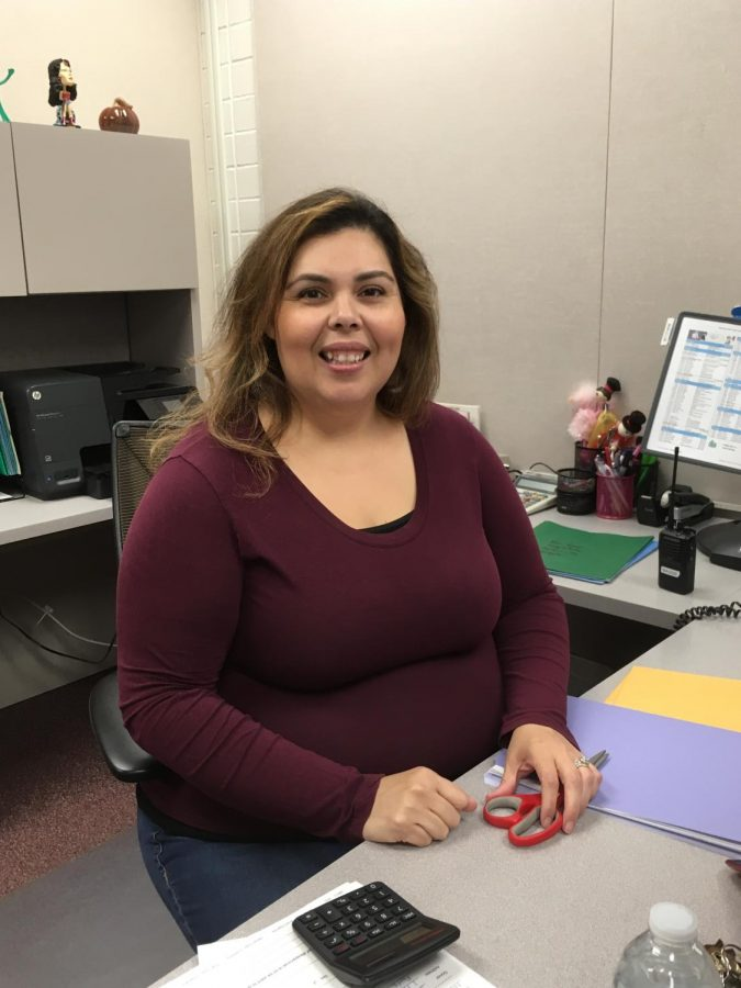 Staff Profile: Mrs. Dominguez, Principal's Secretary