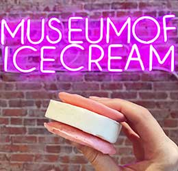 Museum Of Ice Cream Offers Cool Pop Up Experience