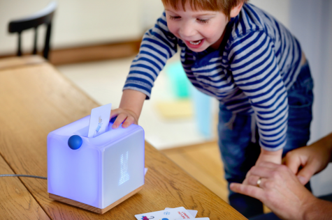 Kickstarter Of The Week: Yoto, The Kid-Friendly Speaker
