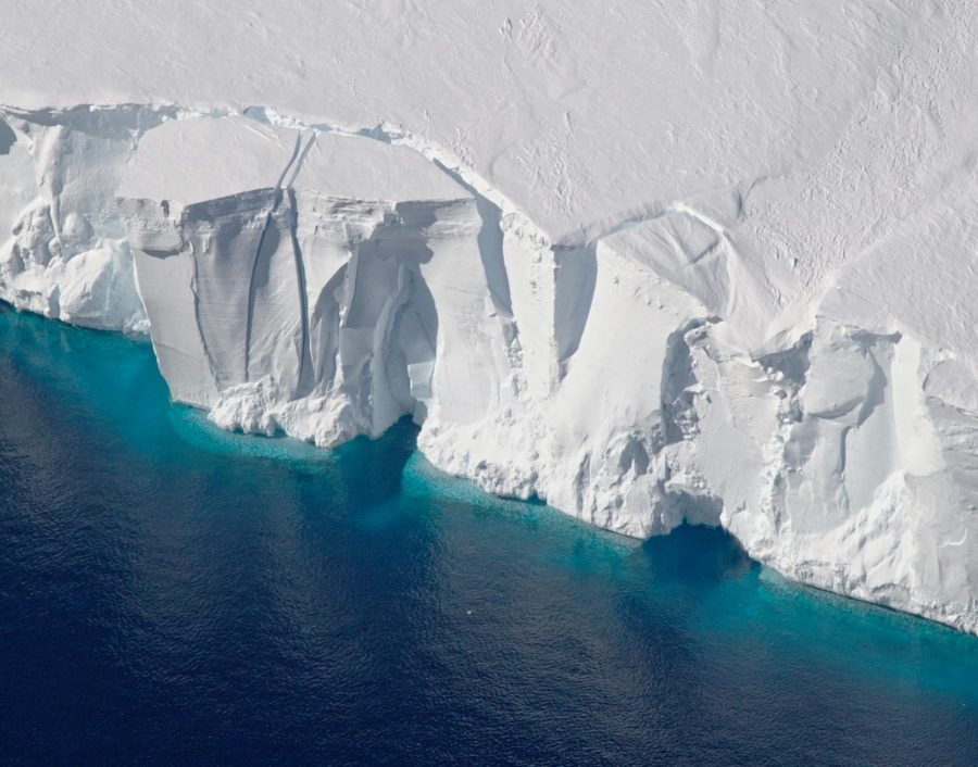 NASA Finds Iceberg Larger Than Delaware
