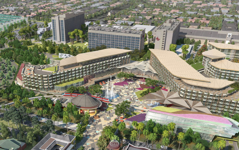 A New Disneyland Resort Hotel to Be Added in 2021