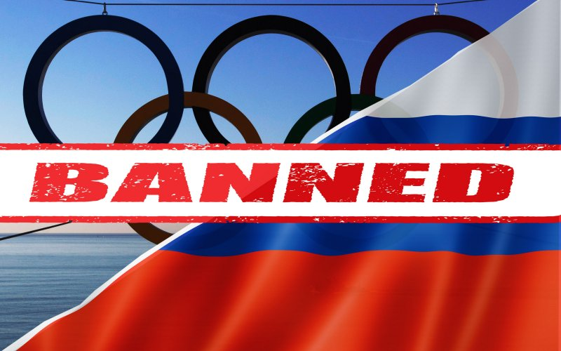 Russia+Now+Banned+From+The+2018+Olympics