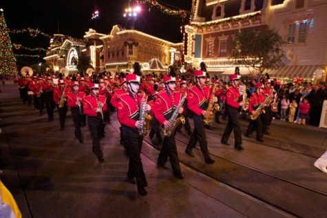 BYMS Band and Colorguard To Perform In PYLUSD 42nd Annual Band Pageant