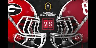 Alabama Crimson Tide Defeats Georgia Bulldogs In NCAA Football National Championship
