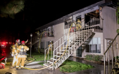 Fire in Anaheim Displaces 11 Residents from Apartments