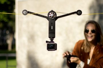 Kickstarter: Wiral LITE: The First Cable Camera System for Impossible Shots