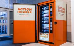 New Vending Machines Serve Essentials to the Homeless