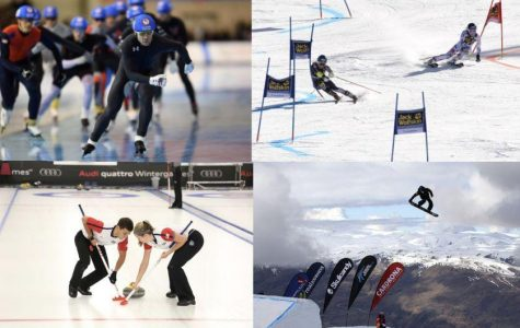Four New Events Make Their Debut at the Winter Olympics in South Korea