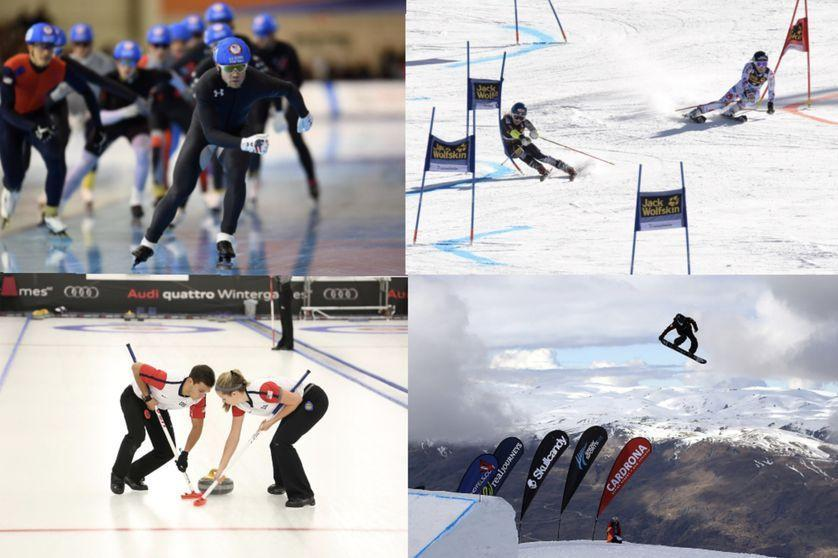 Four+New+Events+Make+Their+Debut+at+the+Winter+Olympics+in+South+Korea