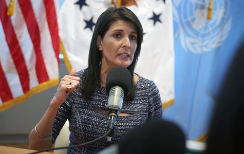 Nikki Haley's Tout Reduced The United Nation's Budget
