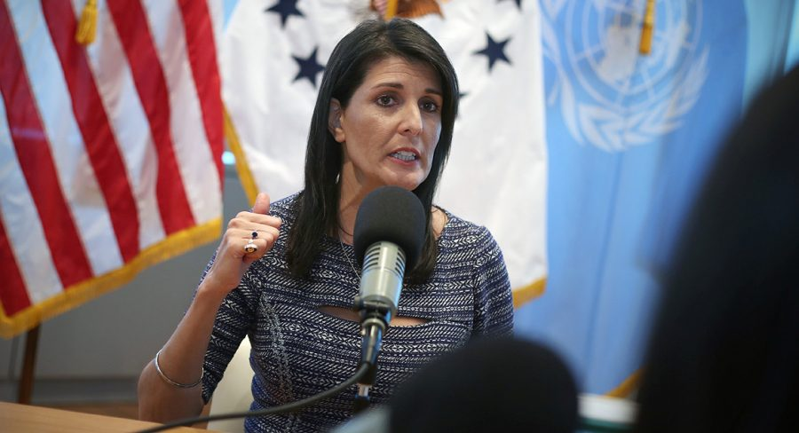 Nikki+Haley%E2%80%99s+Tout+Reduced+The+United+Nation%E2%80%99s+Budget