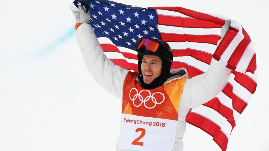 Shaun White Wins Gold in Winter Olympic Men's Halfpipe