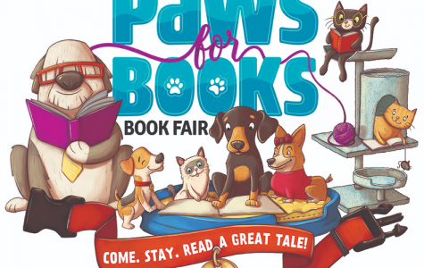 "BYMS Hosts ""Paws For Books"" Book Fair"