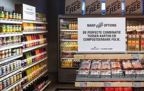Dutch Supermarket Adds A Plastic Free Aisle