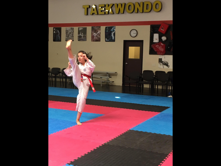 Student+Profile%3A+BYMS+7th+Grader+Maheley+Rodriguez+Prepares+to+Earn+her+Black+Belt+in+Taekwondo