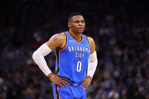 Russell Westbrook, NBA point guard for the Oklahoma City Thunder, Recorded 100 Career Triple Doubles on March 12, 2018