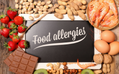 Top 5 Most Common Food Allergies