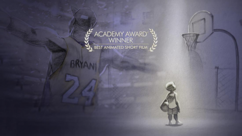 Dear Basketball Wins Best Animated Short Film at the Oscars