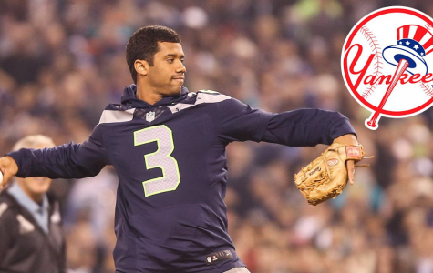 Russell Wilson Joined Yankees